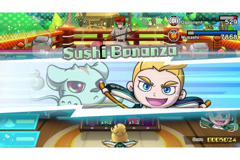 Sushi Striker: The Way Of Sushido Review – Novel Puzzles ...