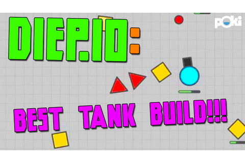 Diep.io Hack?! Diep.io Game Strategy Walkthrough! - YouTube
