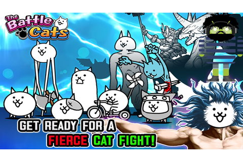 Android Games: The Battle Cats - [First Look] Awesome Game ...