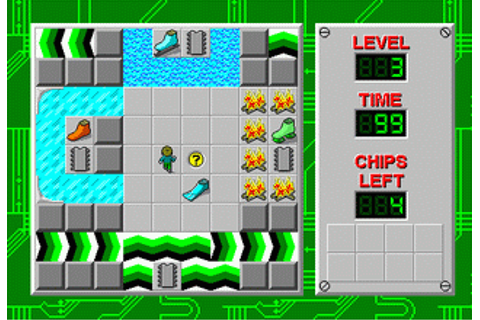 Download Chips Challenge | Abandonia
