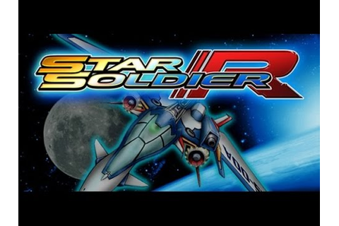 Wii Longplay - Star Soldier R - YouTube