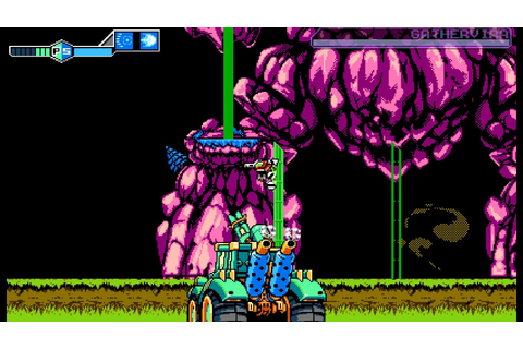 New Games: BLASTER MASTER ZERO 2 (PC, PS4, Switch) - Top ...