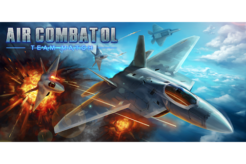 Air Combat OL: Team Match - Apps on Google Play