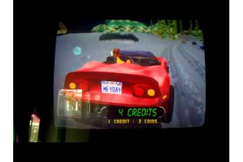 Cruis'n Exotica Arcade Game - YouTube