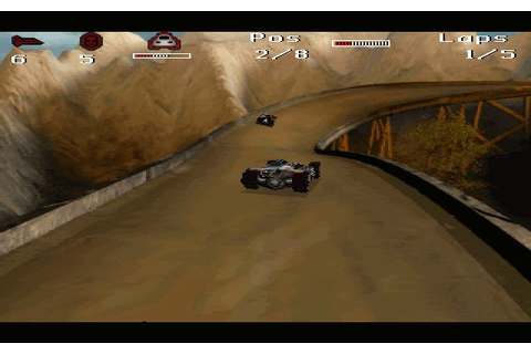 MegaRace 2 Screenshots - Video Game News, Videos, and File ...