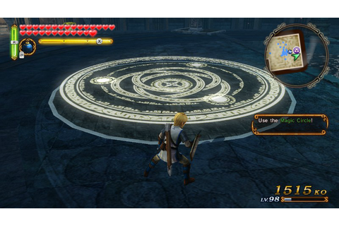 Magic Circle - Zelda Wiki