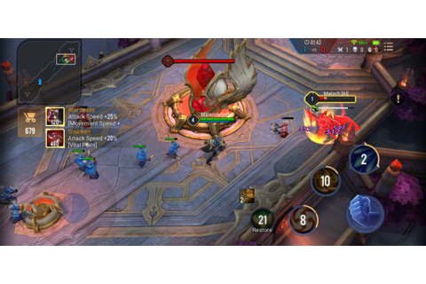 Download Arena of Valor: Arena 5v5 1.20.1.1 Android - APK Free