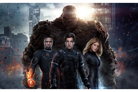 Fantastic Four, HD Movies, 4k Wallpapers, Images ...