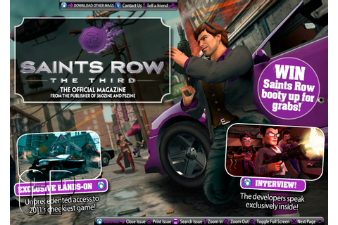 What Is The Game Saints Row The Third About: Software Free ...