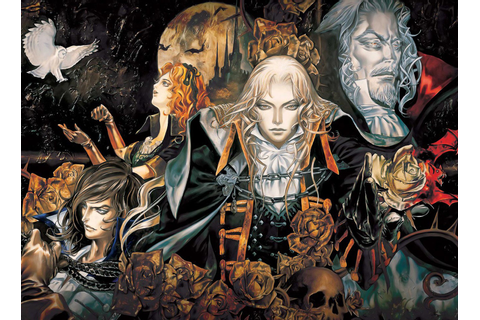 Pretty Cool Games: CASTLEVANIA: SYMPHONY OF THE NIGHT!