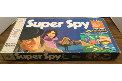 Super Spy Board Game Review and Rules | Geeky Hobbies