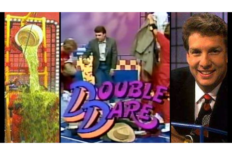Double Dare Home Game - Darkness Reviews - YouTube