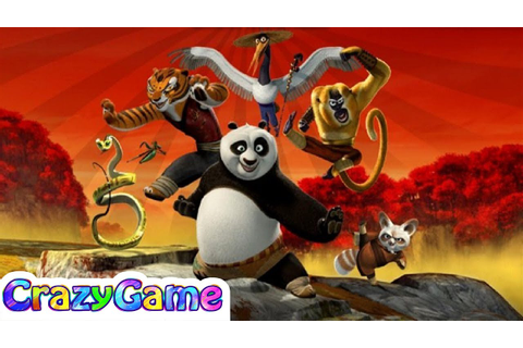 Kung Fu Panda 2008 Complete Game Movie 1 Hour - All ...