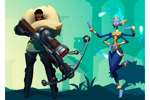 Gigantic Game Launching On Windows 10 and Xbox One ( video)