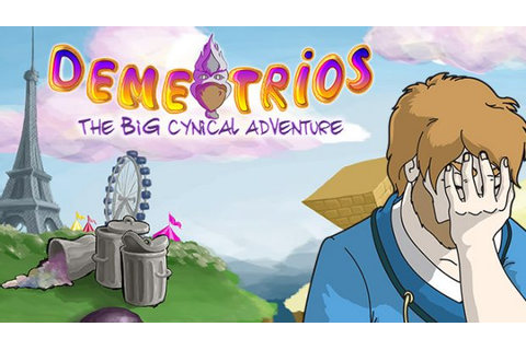 Demetrios The Big Cynical Adventure PC game review ...