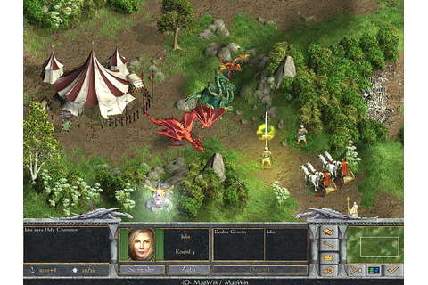 Age of Wonders II: Shadow Magic PC Review | GameWatcher