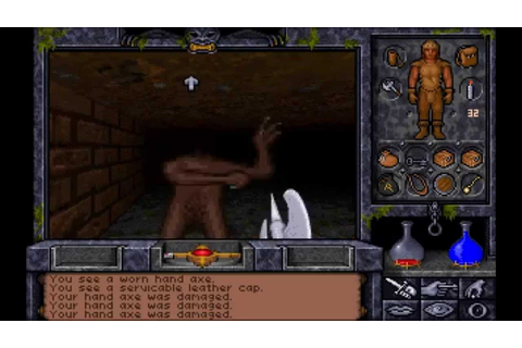Ultima Underworld 2: Labyrinth of Worlds - YouTube