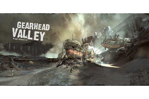 Gearheads Valley | RAGE-GAME.cz