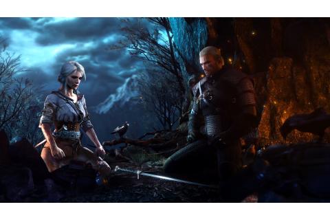 THE WITCHER 3 WILD HUNT PC GAME FREE DOWNLOAD - SAKI GAME ZONE