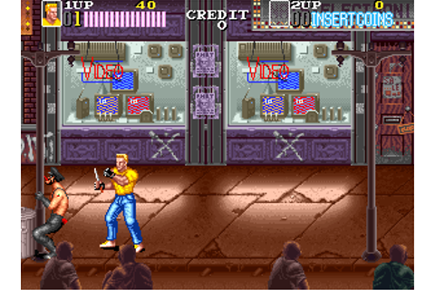 Crime Fighters 2 , Arcade Video game by Konami Industry (1991)