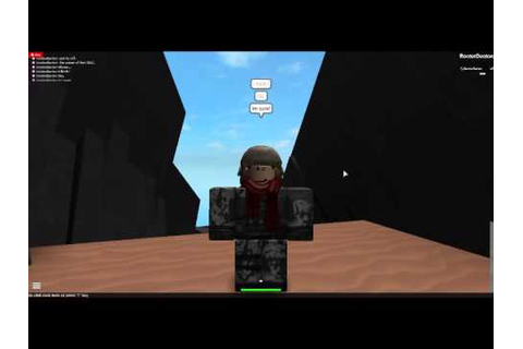 Roblox - ATF - Rant, on RAFT. - YouTube