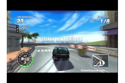 GTi Club + Rally Cote D'Azur Demo - for HD - YouTube