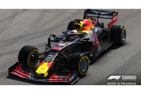New F1 2019 Game Allows Official Drivers To Switch Teams ...