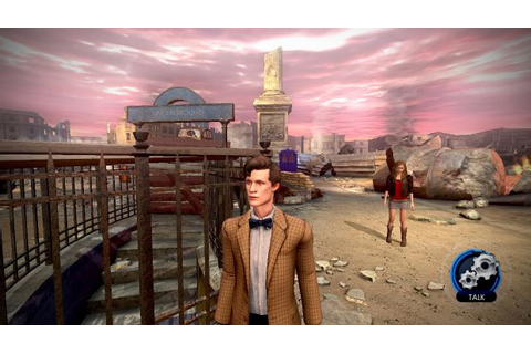 Doctor Who: The Adventure Games Free Download « IGGGAMES