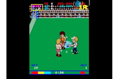 Ring King - Retro 80's arcade boxing - YouTube