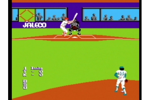 Retro Game Guide - NES - Bases Loaded