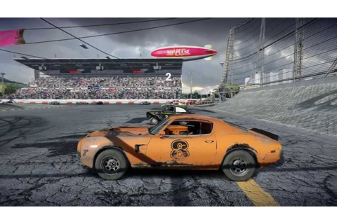 Next Car Game - PC Destruction Derby HD 720p - YouTube