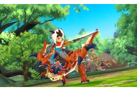 Monster Hunter Stories Tokyo Game Show Preview | Video ...