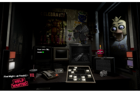 Five Nights at Freddy's VR: Help Wanted Game | PS4 ...