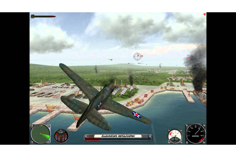 Pc Game Forever Attack on Pearl Harbor (1 rész) - YouTube