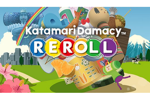 Katamari Damacy REROLL Free Download