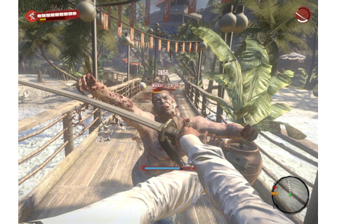 Chaos Corner: Game Review: Dead Island