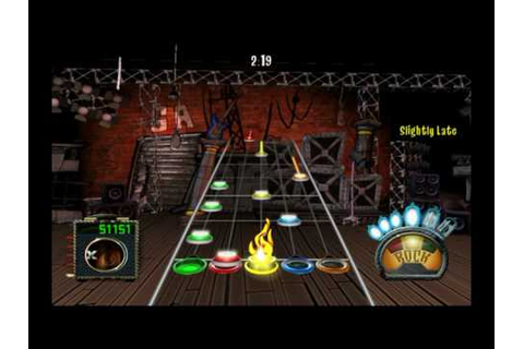 Top Gear Theme - Guitar Version - Frets on Fire game - YouTube