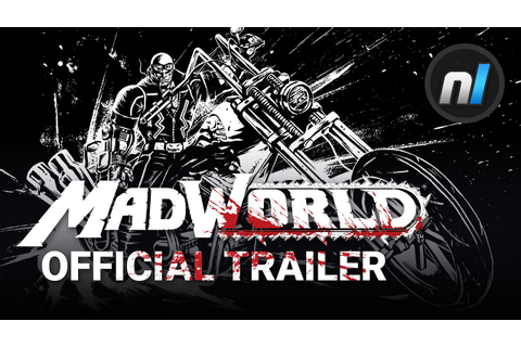 MadWorld (Wii) - Official Trailer - YouTube