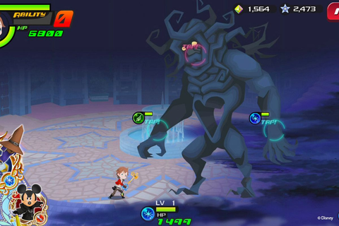Kingdom Hearts Unchained χ comes to Android and iOS this ...