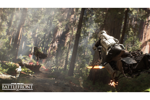 Star Wars: Battlefront Official Gameplay Trailer Looks ...
