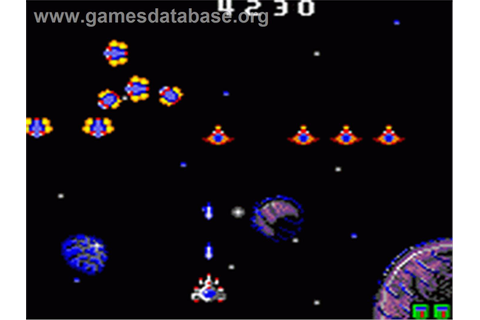 Galaga '91 - Sega Game Gear - Games Database