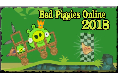 BAD PIGGIES 2018 Ground Hot Day (10 To 25 levels) - YouTube