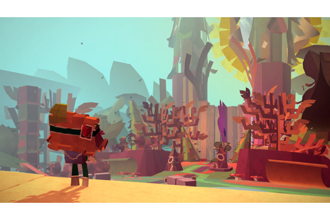 Tearaway (PS Vita) :: Games :: Reviews :: Paste