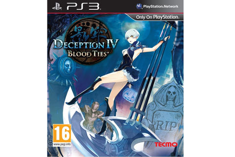 Deception IV: Blood Ties - PS3 Game | Multirama.gr