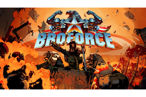 Broforce - PC Beta Gameplay - YouTube