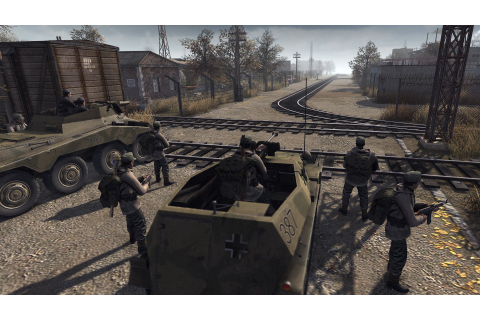 Men of War: Assault Squad 2 - Ostfront Veteranen DLC Steam ...