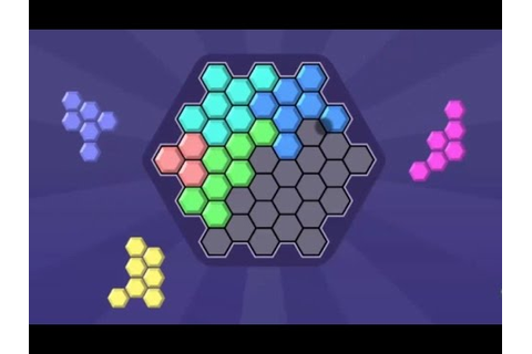HEX BLOCKS PUZZLE GAME LEVEL 1-10 - YouTube