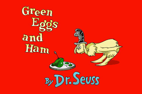 Netflix is adapting Dr. Seuss, Green Eggs and Ham it will ...