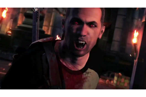 inFAMOUS 2: Festival of Blood 'GamesCom 2011 Reveal ...
