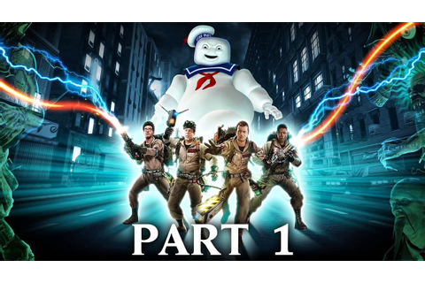 GHOSTBUSTERS THE VIDEO GAME REMASTERED Gameplay ...